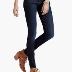 Lucky Brand Charlie Skinny Dark Blue Jeans Size 27